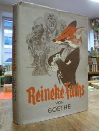 Seffrin, Goethe / Voss / Mörike: Deutsche Idyllen,