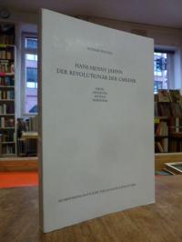 Wagner, Hans Henny Jahnn – Der Revolutionär der Umkehr : Orgel, Dichtung, Mythos