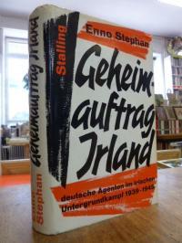 Stephan, Geheimauftrag Irland – Deutsche Agenten im irischen Untergrundkampf 193