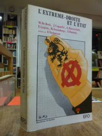 de Bock, L'extrême-droite et l'État,