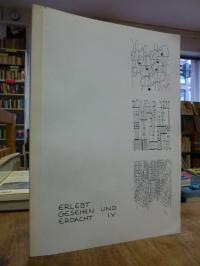 Ludmann, Erlebt gesehen und erdacht IV – 50 Zeichnungen,