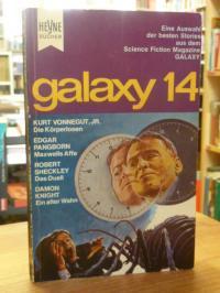 Ernsting Walter (Hrsg.), Galaxy 14 – Eine Auswahl der besten Stories aus dem ame