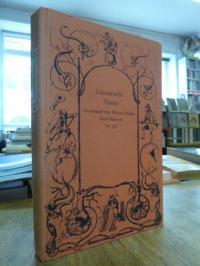 IB 0938 / Michael Schulte (Hrsg.), Literarische Nasen – Gesammelt von Michael Sc