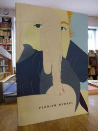 Florian Merkel :Zeichnungen / Wandbilder 2001 – 2004,