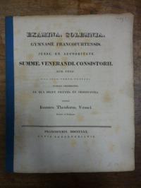 Voemel, Quaeritur, num duo loci Demosthenici de Decatarchia et Tetrarchiis a Phi