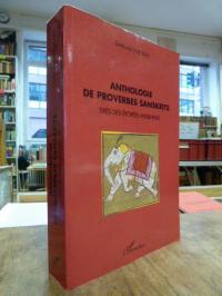 Ducoeur, Anthologie de proverbes sanskrits – Tirés des épopées indiennes,