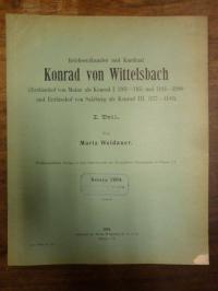 Weidauer, Reichserzkanzler und Kardinal Konrad von Wittelsbach (Erzbischof von M