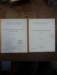 Vergil / Jahn, Die Art der Abhängigkeit Vergils von Theokrit und anderen Dichter