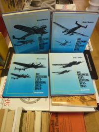 Nowarra, Die deutsche Luftrüstung 1933 – 1945 in vier Bänden (alles),