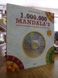 1.000.000 (Miljoen) Mandala's om te ontwerpen, te printen en in te kleuren, (mit