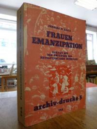 Halle, Frauenemanzipation – Bericht aus den Anfängen des revolutionären Rußland,