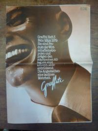 Gabbert, Graffiti, 1. Jahrgang, Heft 1 Oktober 1978: Die 50er Jahre! (mit dem DI