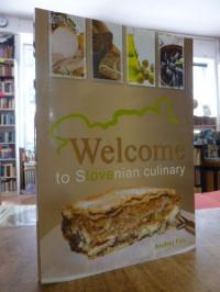Saller, Welcome to Slovenian Culinary,