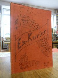 AEG AG (vermutlich der Hrsg.), Ex-Kurier 1956,
