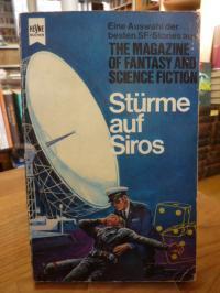 Silverberg, Stürme auf Siros – Eine Auswahl der besten Stories aus The Magazine