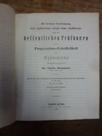 Teil 1: Die Werke des Landbaus in den Werken und Tagen des Hesiodos, Teil 2: Sch