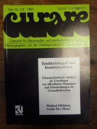 Arbeitsgemeinschaft Ethnomedizin e.V. (Hrsg.), curare – Zeitschrift für Ethnomed