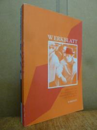 Wöss, Werkblatt – Zeitschrift für Psychoanalyse und Gesellschaftskritik, Doppeln