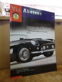 Ferrari, Via Abetone, Heft 03 / 2008,