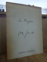 Genet, Die Neger Les Negres 1958 – Clownerie,