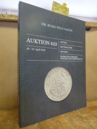 Münzhandlung Dr. Busso Peus Nachf., Katalog 422: Antike, Mittelalter, Neuzeit, S
