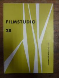 Filmstudio an der Johann-Wolfgang-Goethe-Universität Frankfurt, Filmstudio – [Ze