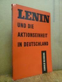 Reisberg, Lenin und die Aktionseinheit in Deutschland,