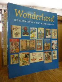 van Delft, Wonderland – De Wereld van het Kinderboek,