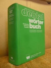 Bucksch, Dental-Wörterbuch = Dictionary of Dental Practice – English-German / De