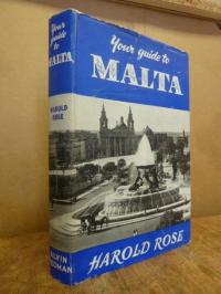 Rose, Your Guide to Malta,