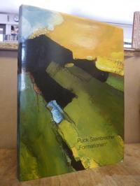 Steinbrecher, Puck Steinbrecher : ″ Formationen ″ – Bilder auf Leinwand und Kart