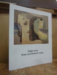 Roland, Edgar Jené / Rosa und Heinrich Loew – Dokument einer Freundschaft,