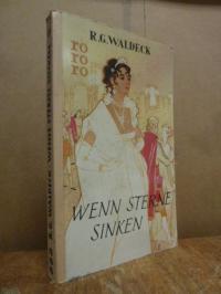 rororo 177, Wenn Sterne sinken – Glanz und Elend der Herzogin d'Abrantes,
