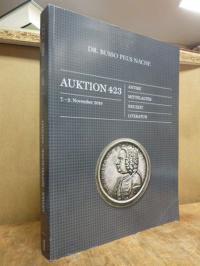 Münzhandlung Dr. Busso Peus Nachf., Katalog 423: Antike, Mittelalter, Neuzeit, L