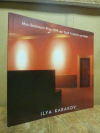 Kabakov, Max-Beckmann-Preis 1993 der Stadt Frankfurt am Main,