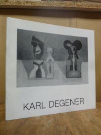 Rathausfoyer (Hofheim, Karl Degener zum 75. Geburtstag – Zeichnungen 1943 – 1976