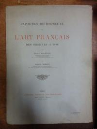 Molinier, Exposition rétrospective de l'art français des origines à 1800, 97 (vo