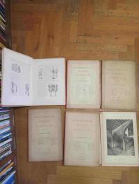 Uhde, Baudenkmäler in Spanien und Portugal, Lieferungen I-VI (= alles),