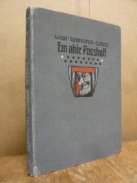 Schneider-Clauss, Gesammelte Werke, Band 6: Em ahle Posshoff – Veer Verzällcher