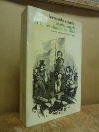 Claudin, Marx, Engels et la révolution de 1848,