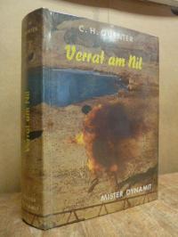 Guenter, Mister Dynamit : Verrat am Nil – Kriminalroman,