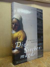 Neeb, Die Siechenmagd – Historischer Frankfurt-Roman, (signiert),