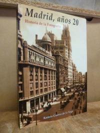 Guerra de la Vega, Madrid, anos 20,