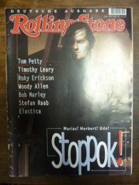 Musikzeitschrift / Kuhls, Rolling Stone [Deutschland], Heft 5, Mai 1995, Themen: