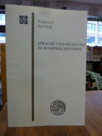 Patzer, Sprache und Dichtung im Homerischen Epos,