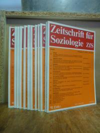 Universität Bielefeld, Zeitschrift für Soziologie, Heft 3, 1984 / Heft 5, 1985 /