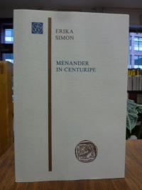Simon, Menander in Centuripe,