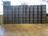 La Fontaine, Ouvres de J. de La Fontaine, 11 Bände / Volumes (= alles),