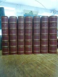 Racine, Ouvres de J. Racine, Band / Volume 1, 2, 3, 4, 5, 6 und 7, 7 Bände (von