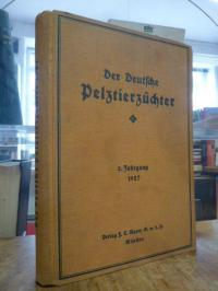 Lutz, Der Deutsche Pelztierzüchter – Offizielles Organ der Deutschen Pelztierzüc